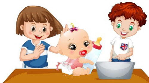 האם זה טוב שתינוקות רואים סרטים לילדים קטנים?